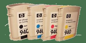 Originalpatronen HP 940